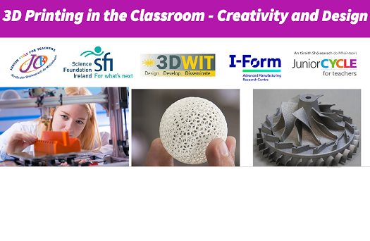 I-Form launches 3D printing training for teachers