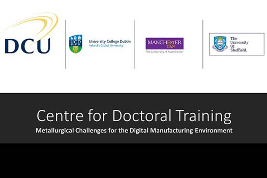 I-Form partners with UK universities for new joint Centre for Doctoral Training
