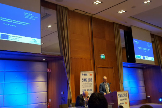 I-Form director addresses Industry 4.0 at SIMS conference